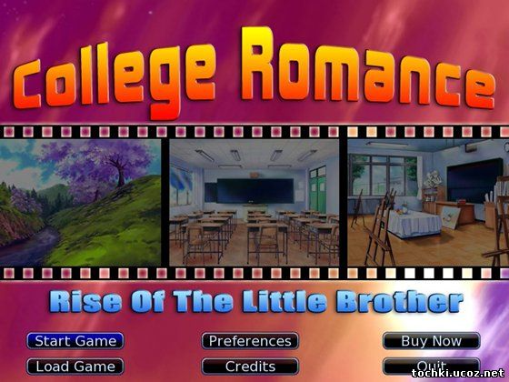 College Romance: Rise of the Little Brother